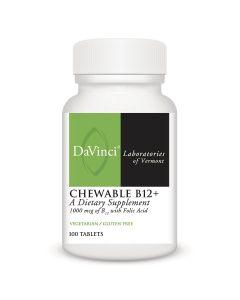CHEWABLE B12+ (100)
