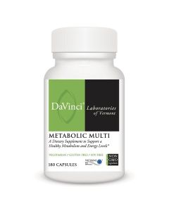 METABOLIC MULTI (180)