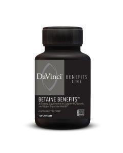 BETAINE BENEFITS™ (120)